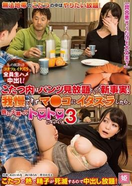 KAGH-086 studio Kaguyahime (ML Works) - Kotatsu Within The New Fact That Pants Unlimited Viewing!Aft