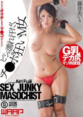 WWF-004 - Bisho Gets Wet And Sweaty Po Crazy M Woman Fujii Aiiri - Waap Entertainment