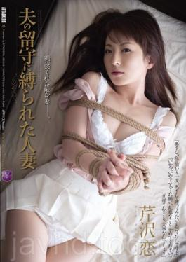 JBD-203 Tied Up Wives While The Husbands Away Ren Serizawa