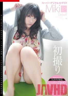 YMDD-025 Studio Momotaro Eizo Super Digital Mosaic Big Tits Beautiful Girl First Time Shots Miki