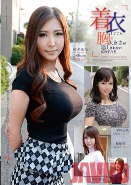 OVG-010 Studio Glory Quest Girls Who Can't Hide Their Big Tits Even With Their Clothes On