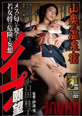 DTRS-013 Studio FA Pro She Wants To Be Ravished - The Scent Of A Young Hotel Owner's Dangerous Daydream Keiko Koguchida