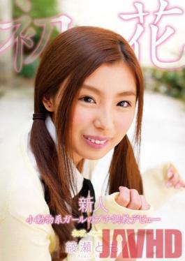 ADZ-312 Studio KUKI Fresh Face Adorable Little Pet Girl's Breaking In Debut Tomo Ayase Becomes A Woman