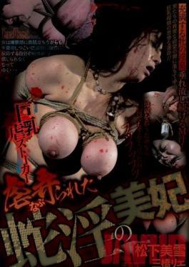 CMC-141 Studio Cinemagic Big Tits Abusive Stalkers Beautiful Princesses Victimized By The Groping Serpents Yuki Matsushita Rie Mitsuhashi