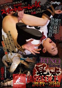 CMN-196 Studio Cinemagic - The Woman In The Suite Rino Memories Of Out-Of-Control Breaking In Training Rino Takanashi