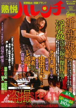 HRC-10 Studio Global Media Entertainment Mature Woman Fakecest Rape Hidden Cam Titles !