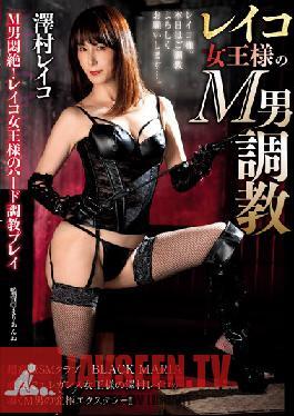 AVSA-105 Studio AVS collector's - Queen Reiko Is Breaking In A Maso Man Reiko Sawamura
