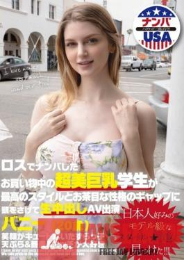 HIKR-135 Studio High-Kara/Mousouzoku - We Nampa Seduced This Ultra Beautiful Big Tits Student In LA While She Was Shopping Because She Had Such A Great Body And A Cheerful Personality, That We Begged Her To Appear In This Adult Video, And Now We've Got The Creampie Raw Footage T