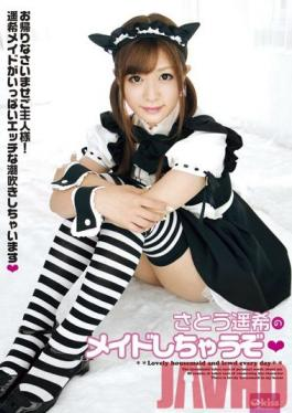 EKDV-288 Studio Crystal Eizo Let's Do Haruki Sato As A Maid