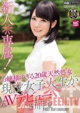 HND-214 Studio Hon Naka Exclusive Fresh Face! 20-Year-Old Princess-Like Virgin College Girl Makes Her Adult Video Debut! Chinatsu Fujikawa