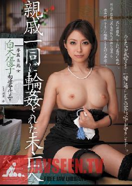 JUC-969 Studio MADONNA Widow Fakecest Gang Bang Yuko Shiraki