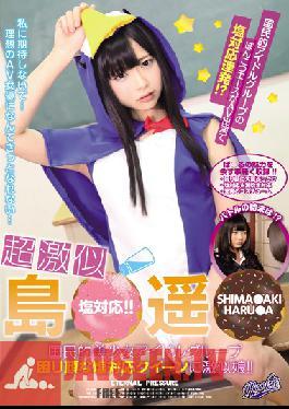 RKI-402 Studio ROOKIE She Looks Just Like Haruka Shimazaki - This Beautiful Girl Is The Spitting Image Of A Nationally Famous AKB Pop Star!