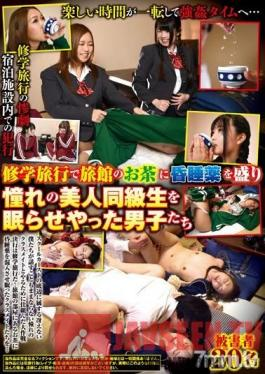 IANF-046 Studio N/A - While On A School Trip, These Boys Slipped Some Sleeping Drugs Into The Tea Of Their Beautiful Classmate At The Inn They Were Staying At 20 Victims