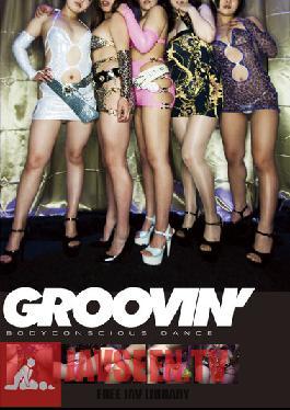 GROO-020 Studio Digital Ark Groovin' Body-Conscious Dancing In Skintight Miniskirts