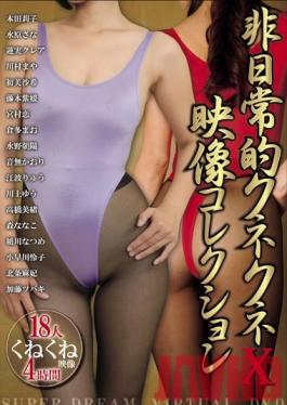 DPHC-010 Studio AVS collector's Extraordinary Flexible Body Picture Collection X