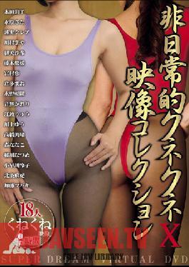 DPHC-010 Studio AVS collector's Extraordinary Flexible Body Picture Collection X