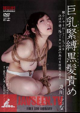 NKD-103 Studio Nakajima Kogyo Big Tits S&M Black hair Persecution Haruna Aikawa