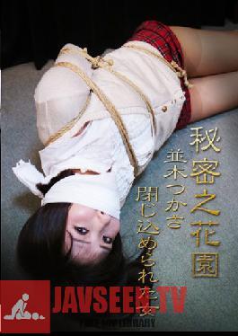 DHDD-025 Studio Rei Jou Shashinkan Woman Trapped Princes Tree-lined Flower Garden Noriyuki Secret