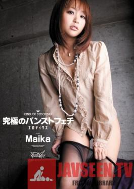 IPTD-756 Studio Idea Pocket - Ultimate Panty Stocking Fetish Maika