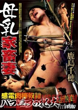 CMF-021 Studio Cinemagic - Breast Milk Livestock Wife Electrocuted Cock Slave Pavlov's Bitch Chiho Kashima