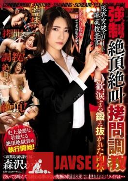 GMEM-005 Studio AVS collector's - Confinement! Breaking In Training! Scream And Shout! Ecstasy! An Orgasmic Scream-Filled Breaking In Training Session The Elite Narcotics Investigation Squad Busts Through All Limits Her Highly Trained Body Wept With Joy Kana Morisawa