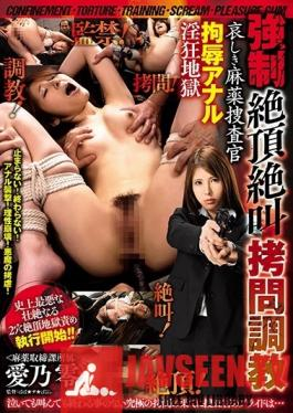 GMEM-007 Confinement! Fucking! Breaking In! Screaming! Sexual Breaking In With Involuntary Orgasms That Make Her Scream The Tragic Tale Of A Narcotics Investigation Agent Who Falls Into The Grip Of Lewd, Degrading Anal Pleasures Rei Aino