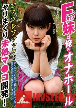 BSTC-042 F cup sister is my onahole cosplay fuck spree rolled immature ma ? co development!