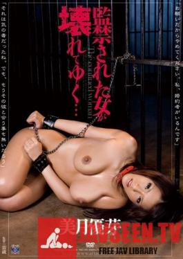 RBD-419 Confined Woman Starts to Break... Yume Mizuki