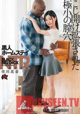DASD-690 Black S*****t Homestay NTR Her Teeny Tiny Pusy Was Pried Open Wide Kanon Ichikawa