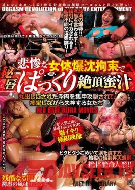 DBER-075 A Tied Up Voluptuous Woman Sinks Into Tragic Orgasmic Ecstasy, Spreading Her Secret Pleasures In Wide Open, Overflowing Joy Meet Women Who Lose Their Minds In Spasmic Orgasmic Pleasure While Getting Concentrated Pussy-Pounding Stimulation On The