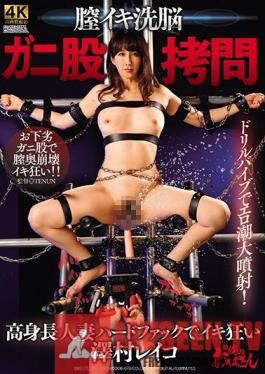 DDOB-078 Mind-Blowing Pussy Orgasms Crouching Shame A Tall Married Woman Is Going Cum Crazy For Hard Fucks Reiko Sawamura