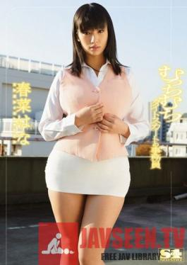 SOE-911 My Secretary's Tight Skirt Has Me in a Bind Hana Haruna