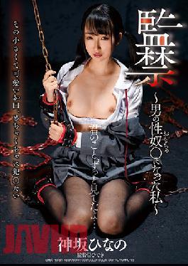 DDHH-009 Confined - I Became A Sex Pet - Hinano Kamisaka