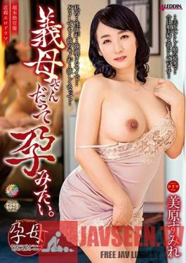 SPRD-1393 Even My Mother-in-law Seems To Be Pregnant. Sumire Mihara