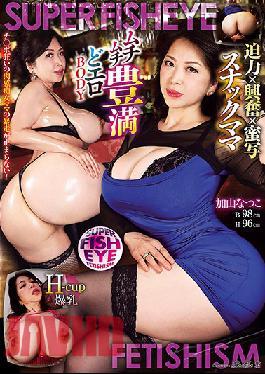 AVSA-162 SUPER FISHEYE FETISHISM - Furious Passions Caught On Camera - Voluptuous Pub MILF's Super Sexy BODY Natsuko Kayama