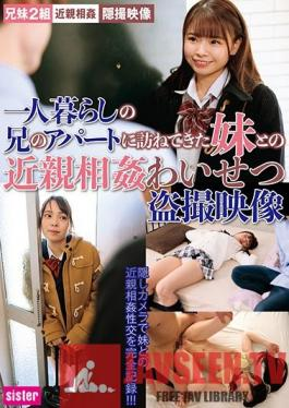 IMO-009 Family Fun: Obscene Voyeur Video With A Stepsister Who Visited Her Stepbrother's Apartment, Where He Lives Alone