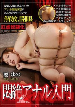 NKD-275 Introduction To Anal Agony - Yuno Kaname
