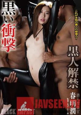 BDA-143 Mating Season In Black Jun Harumi