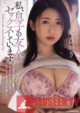 ADN-333 I Have Sex With My Son's Friend. Hikari Hime